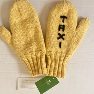 """kate spade new york """"TAXI"""" mittens"""
